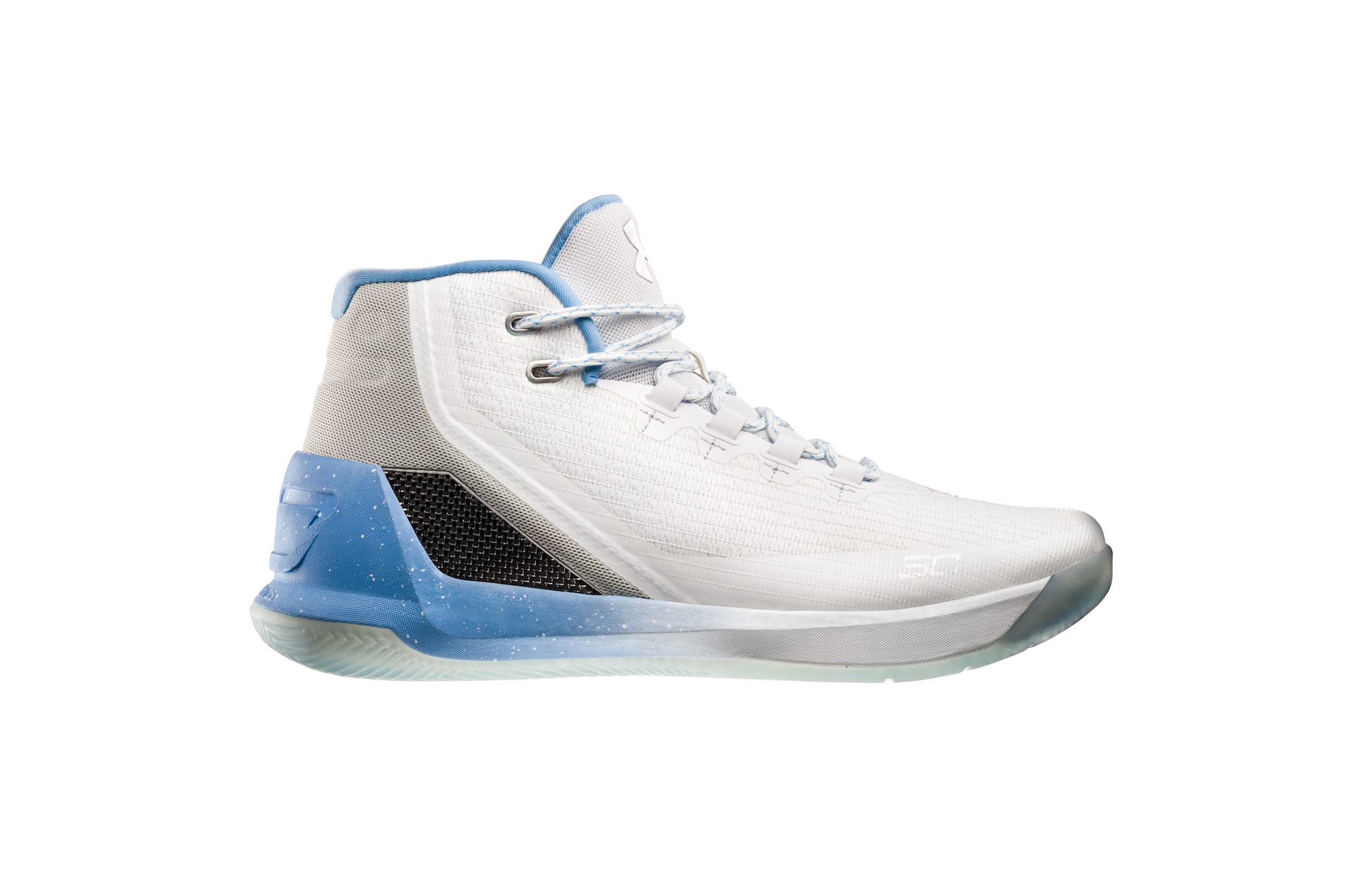 b428eee7e826 coupon code for curry 3 white opal blue black guy a317b dad20