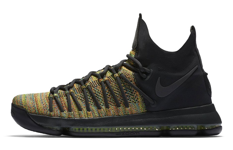 Nike KD 9 Elite  Multi-Color  - WearTesters 13ceaac19