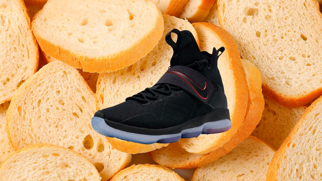 815bc960a60 The Nike LeBron 14 in Bred is Available Now - WearTesters