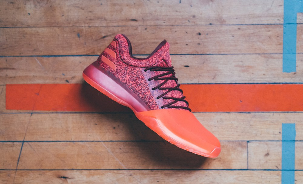 The adidas Harden Vol. 1  Red Glare  is Available Now - WearTesters 43d5a4b7d70d