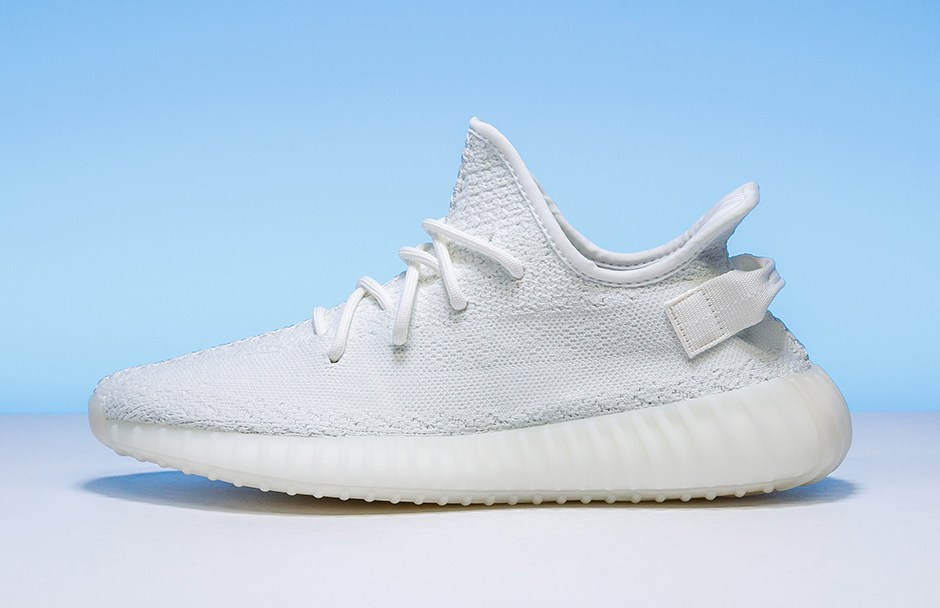 e04205141 Links to the adidas Yeezy Boost 350 V2  Cream White  are Available ...
