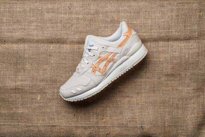 asics gel-lyte iii birch tan denim 4