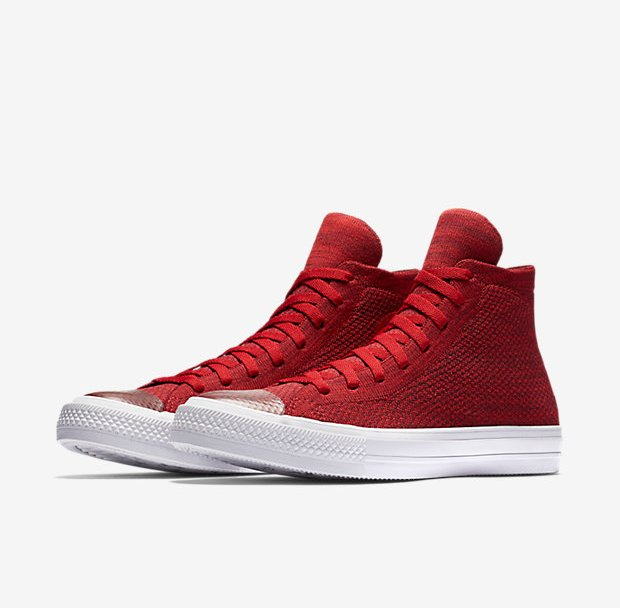 7a932179441a The Converse Chuck Taylor All Star Flyknit is Available Now ...