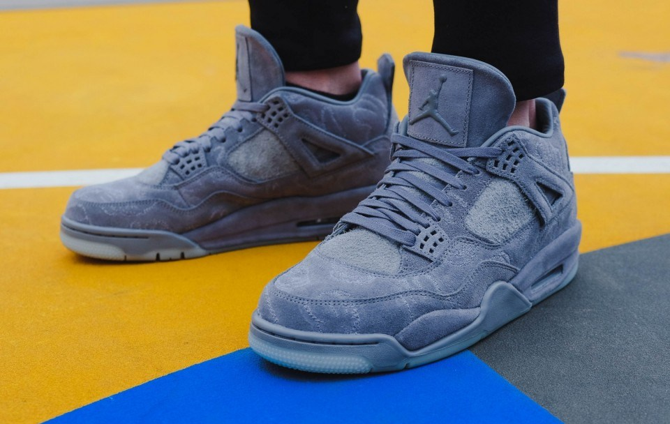 0b5a6ae242f6aa The Kaws x Air Jordan 4 Will Release Online - WearTesters