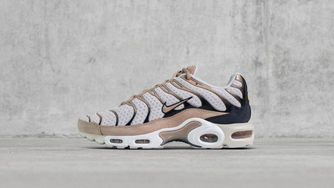 3bd04184ed Nike Unveils Four NikeLab Air Max Plus Leather Builds - WearTesters