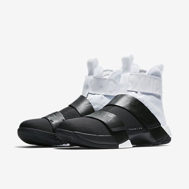 c61ec179e6d7 ... Shoes White Size 18 Click HERE to purchase the Nike LeBron Soldier 10  Pinnacle for 140 at Nikestore.