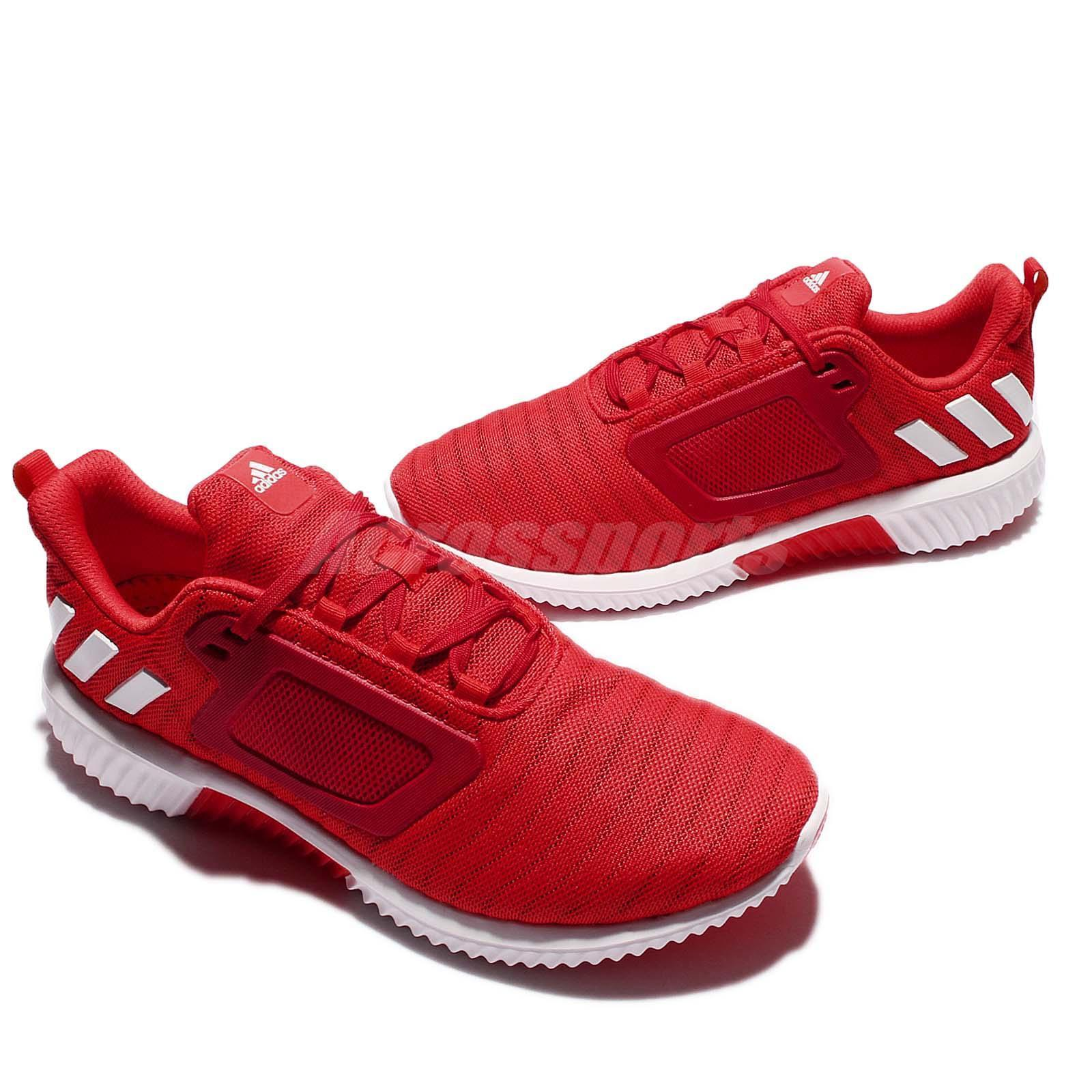 Adidas Climacool - Red-Full All - WearTesters ebdbcbf31615