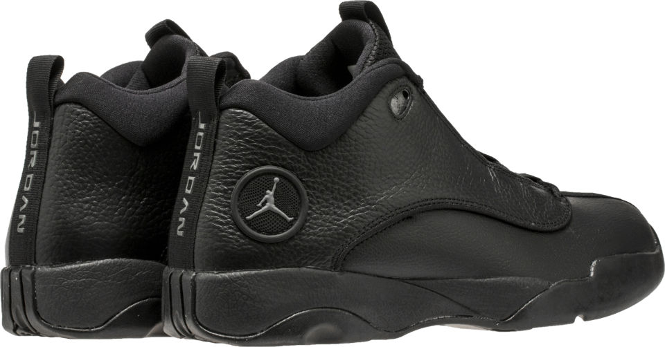 812daaf631e8 ... Air Jordan Jumpman Pro – Black – Back ...