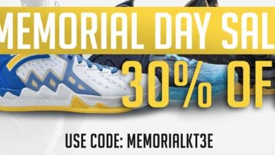 Anta Memorial Day sale