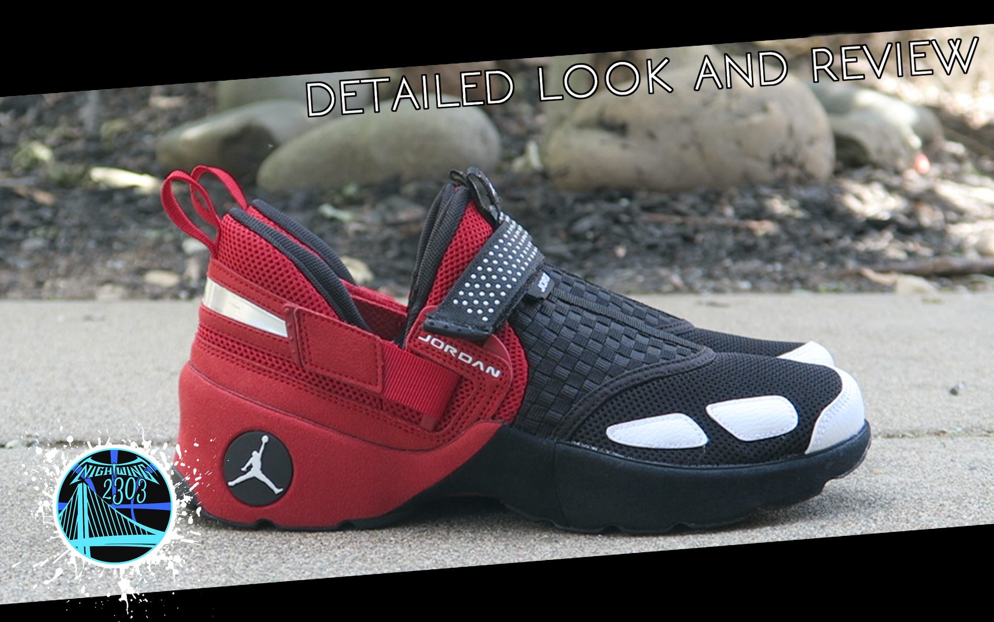 detailed look b4903 4d18f Jordan Trunner LX Retro   Detailed Look and Review - WearTesters
