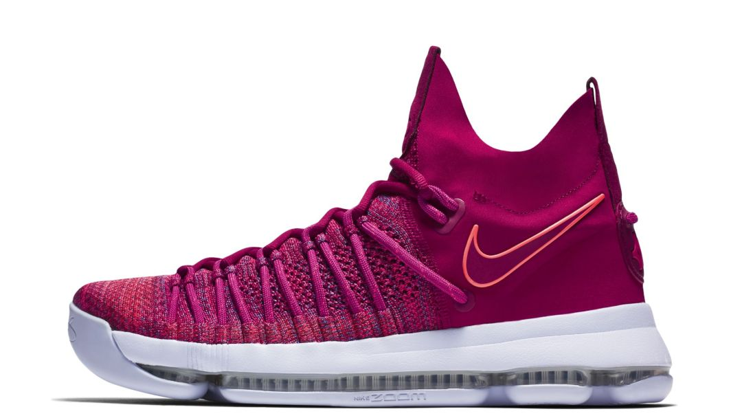 935e2652cc4 Racer Pink  Livens Up the Nike KD9 Elite - WearTesters