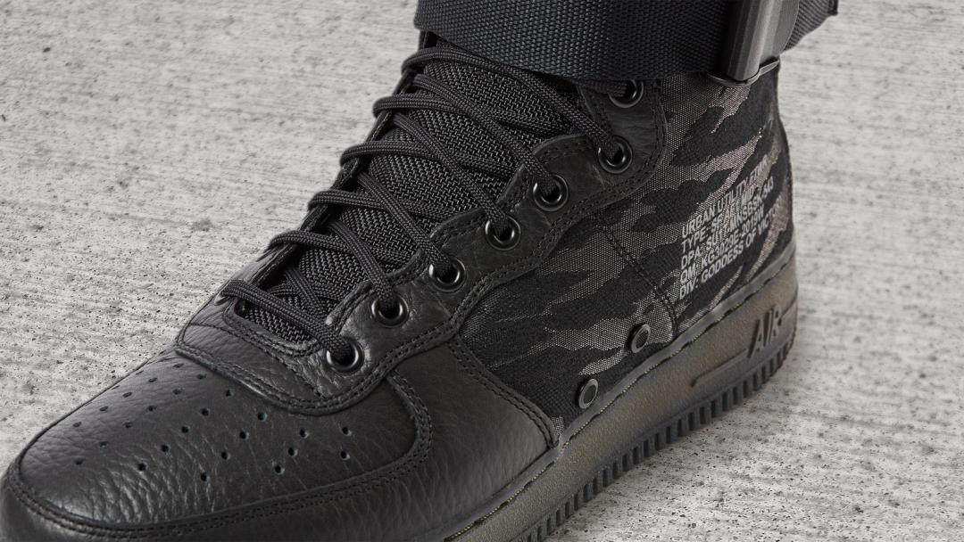 new styles ad8b2 94146 The Nike Special Field Air Force 1 Mid to Debut in June - WearTesters