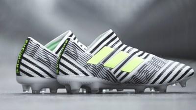 74ad73badf58 adidas Launches Nemeziz Soccer Cleat for Stars Leo Messi