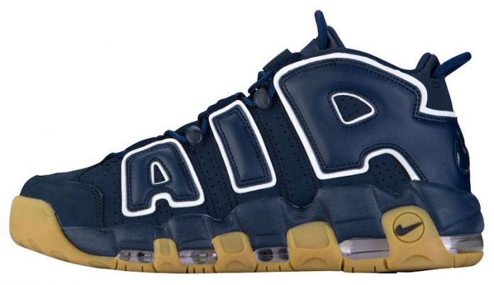 watch 2ca70 bee59 The Nike Air More Uptempo 96 Gets an Obsidian Colorway - Wea