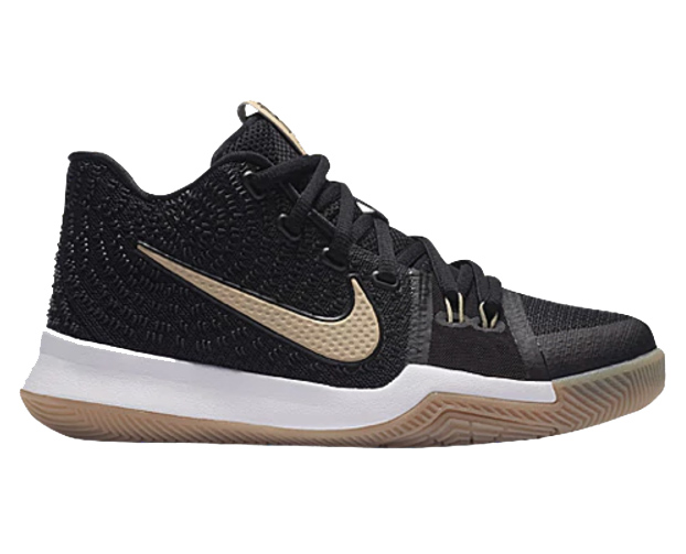 eba6f3a922e3 If you like what you see and wanted to grab your little hooper a pair then  the Nike Kyrie 3 Black Linen will release on May 19 for  99.99.