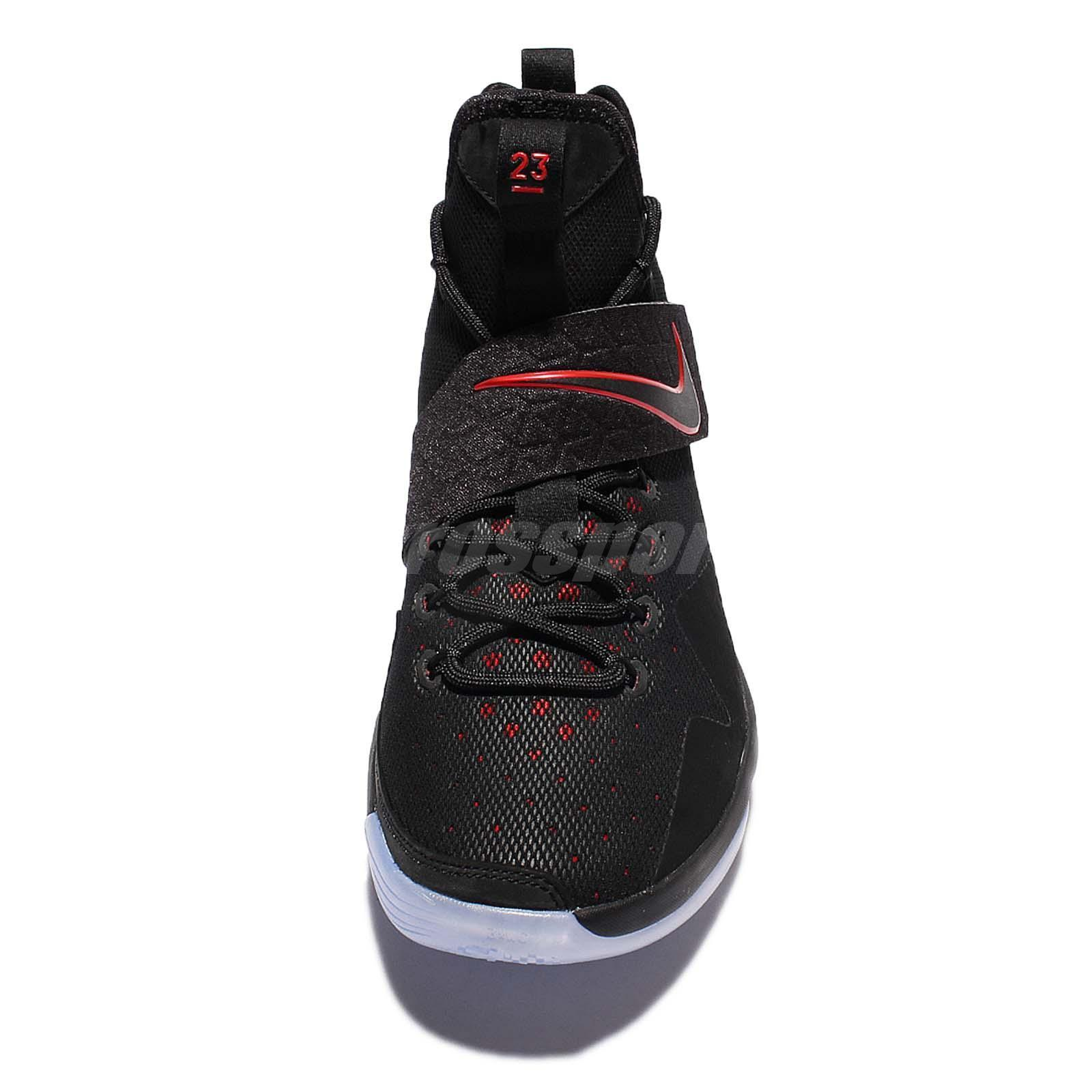 new concept e09a3 2c768 Nike Lebron 14 Bred – Front