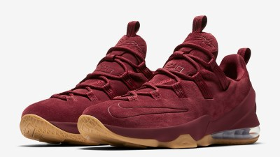 09d6aca6641 Two Pairs of the Nike LeBron 13 Low Are Dropping at the Top of the Month