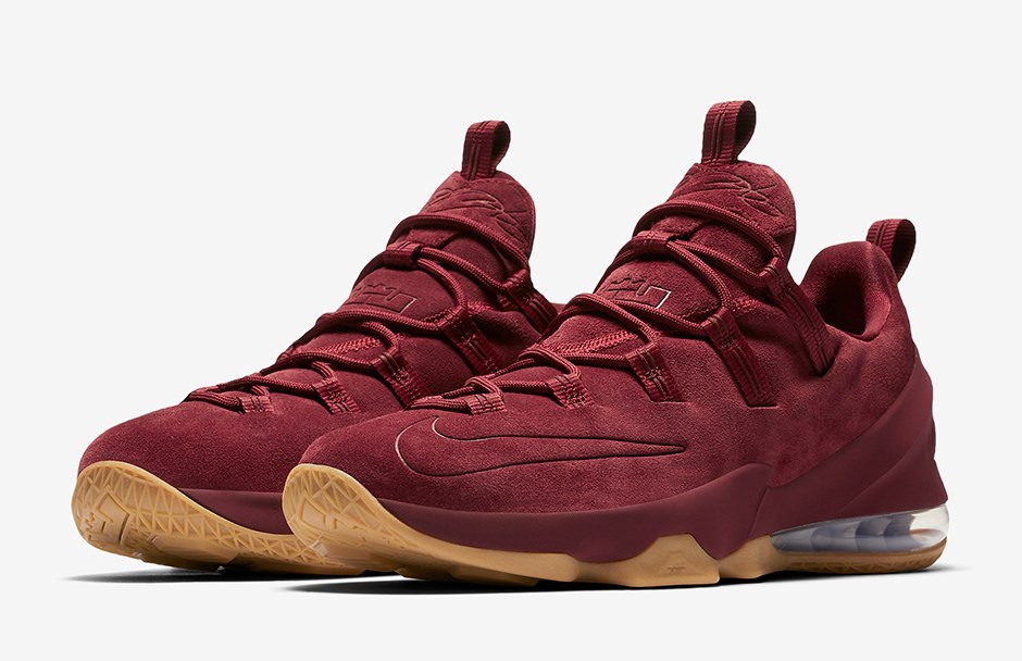 7cc95047f5e5 Two Pairs of the Nike LeBron 13 Low Are Dropping at the Top of the ...