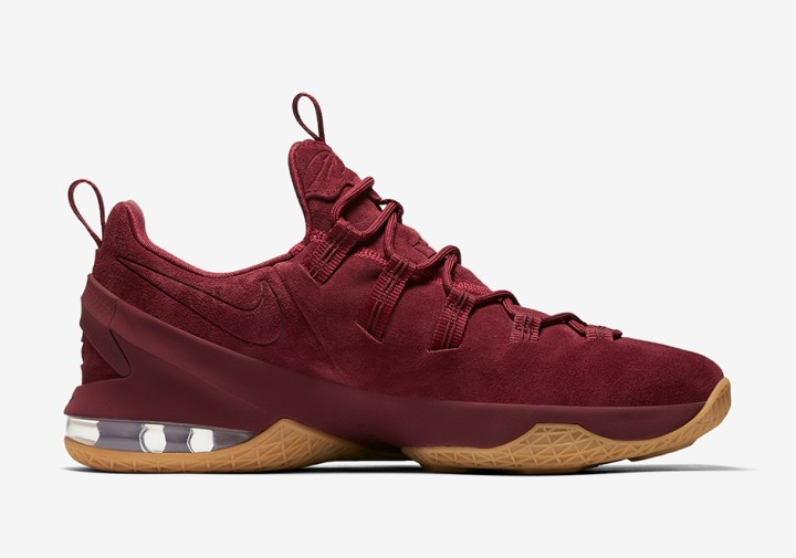 855ca00740786 ... LeBron 13 Low or are just a sucker for that perfect shade of maroon