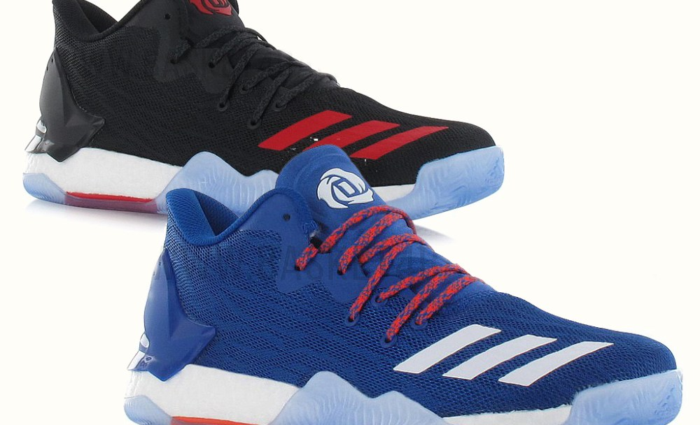 6f5a52976c04 The adidas D Rose 7 Low Released Overseas - WearTesters