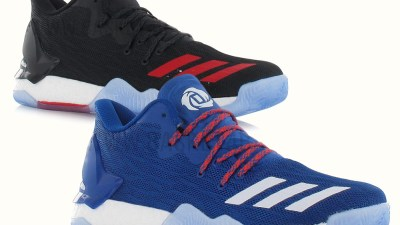 official photos 8afbb 9781d The adidas D Rose 7 Low Released Overseas