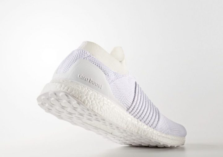 watch 79b9b b1511 The adidas UltraBoost Goes Laceless in Triple White for Summ