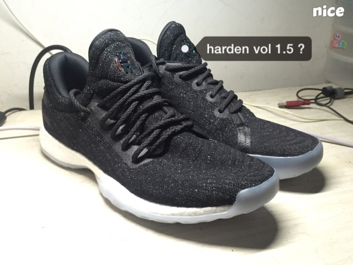 adidas harden vol. 1 uncaged sample 3
