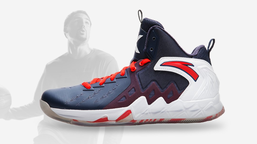 e496bab6c66 Anta and Klay Thompson Launch the KT2  Patriot  - WearTesters