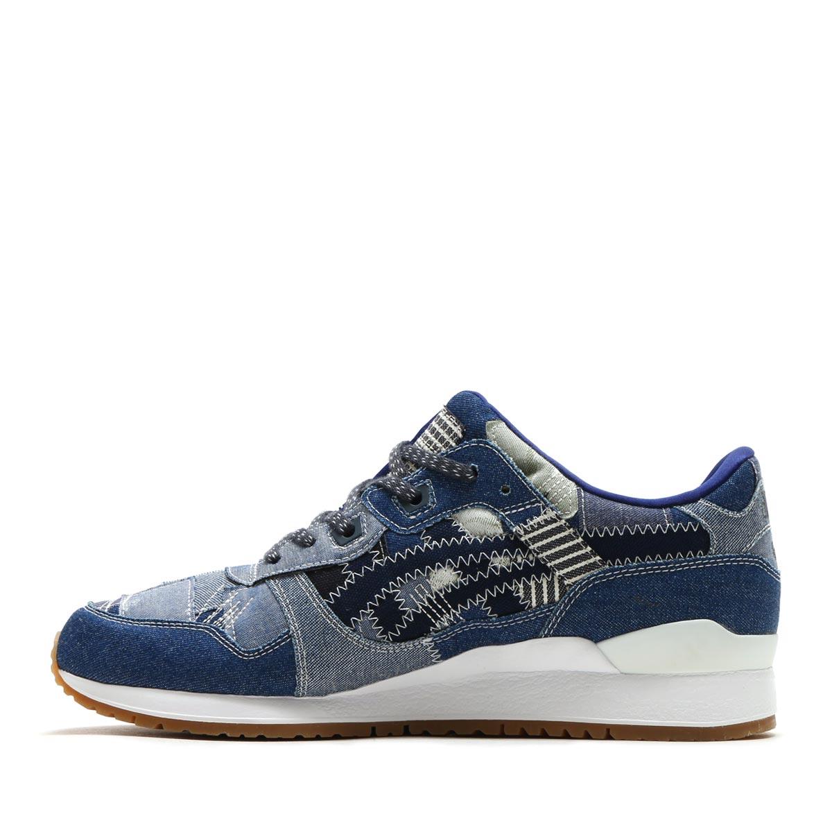 super popular a7d56 1f94c asics tiger gel-lyte ii ranru pack indigo blue 5 - WearTesters