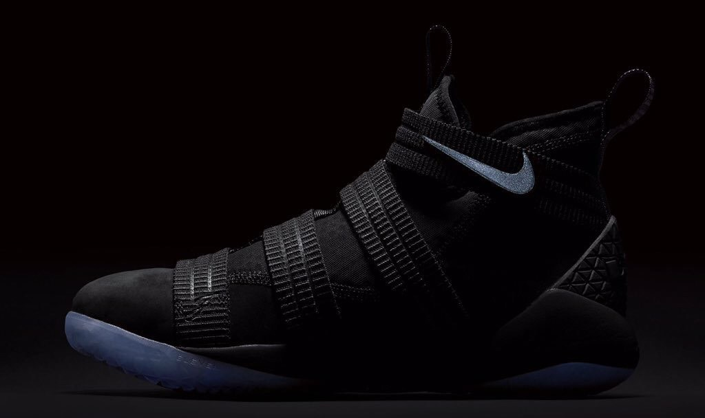 0f12b9e1955 The Nike LeBron Soldier 11 SFG Hits Retail at the End of May ...