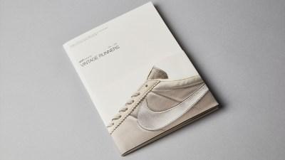 size vintage runners volume 1 publication 6