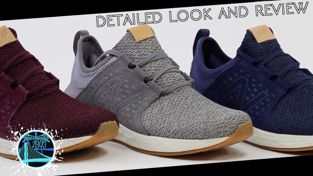 separation shoes c7701 80419 New Balance Fresh Foam Cruz   Detailed Look and Review - WearTesters