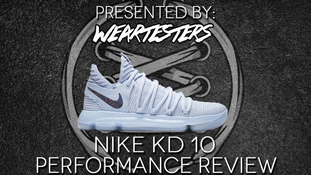 95543ba72bde WearTesters. Sneaker Performance ...