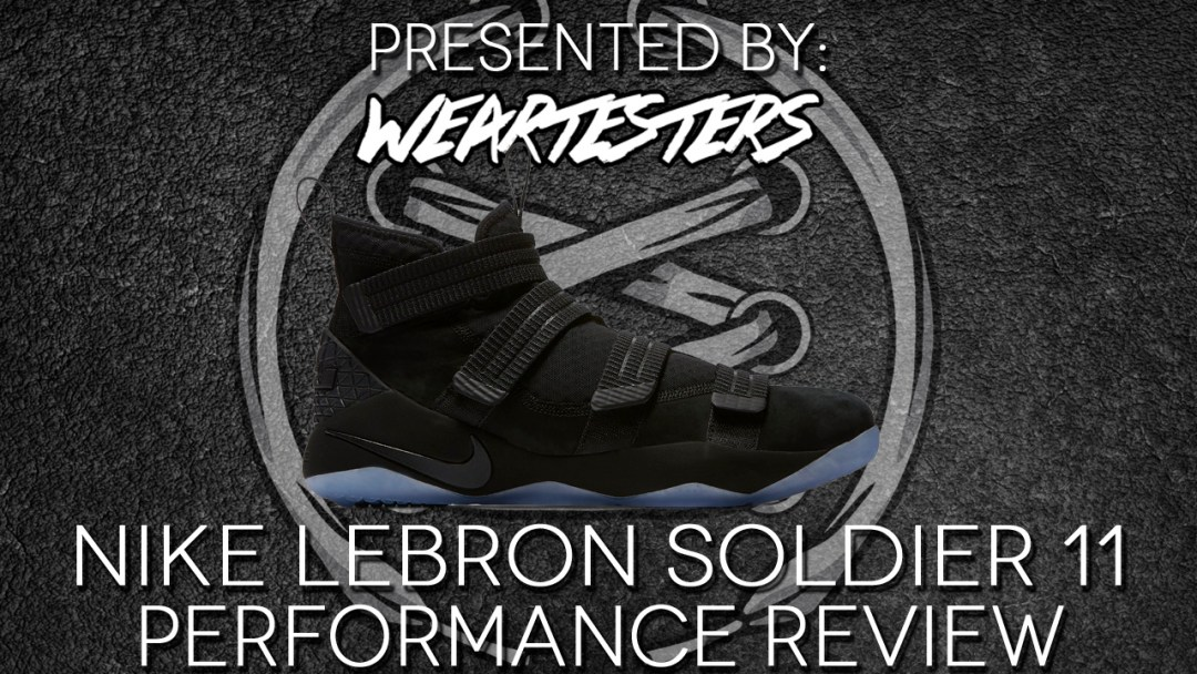 d3b802a1c2ac Nike LeBron Soldier 11 Premium Performance Review