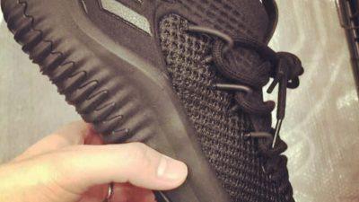 adidas dame 4 triple black 2