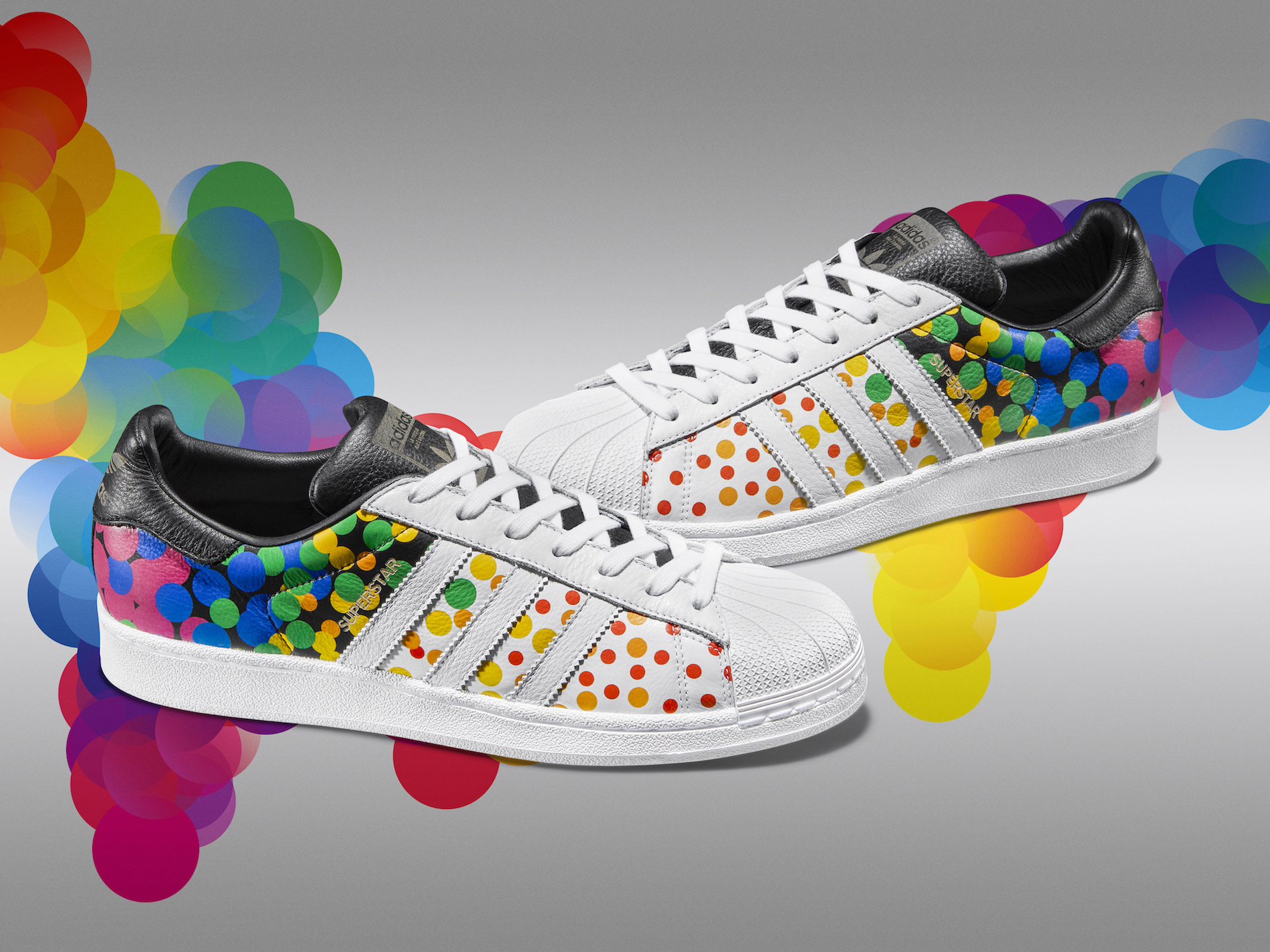 Adidas Superstar weartesters orgullo Pack