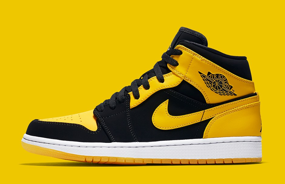 87d36656ac5133 The Air Jordan 1 Mid  New Love  is Available Now - WearTesters