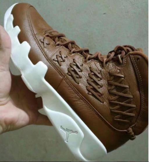 Jordan 9 baseball glove