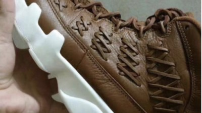 air jordan 9 baseball glove brown