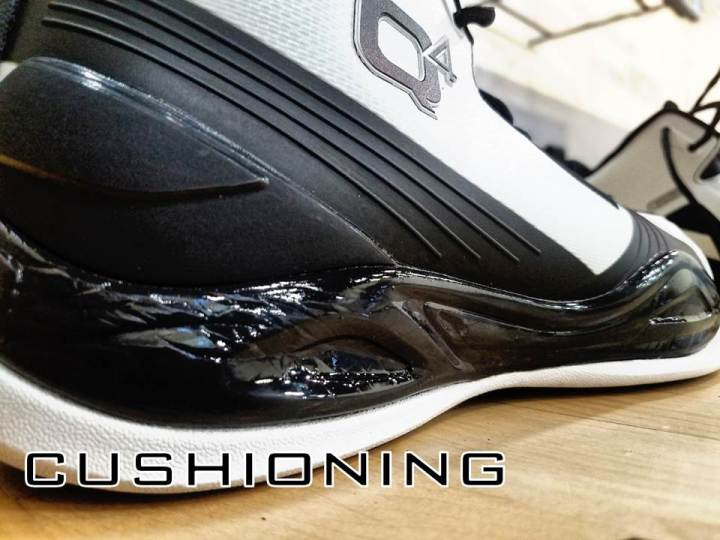 q4 specialist cushioning