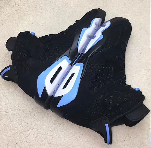 fcf25b008314 Find Out When the Air Jordan 6  UNC  Will Release - WearTesters