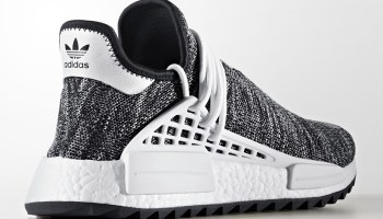 brand new e2c39 d5d8c Release Date: Chanel x Pharrell adidas Originals Hu NMD ...
