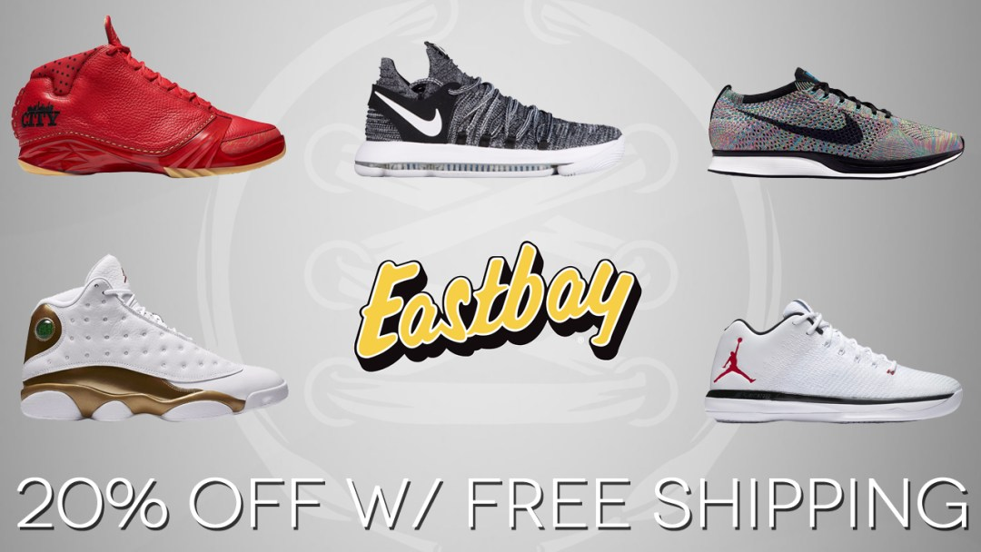 0680e0df525 Save 20% Off with Free Shipping Now at Eastbay - WearTesters