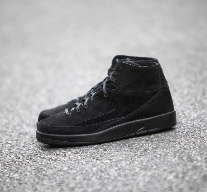f56bd8d549e Up Close and Personal with the Air Jordan II Decon - WearTesters