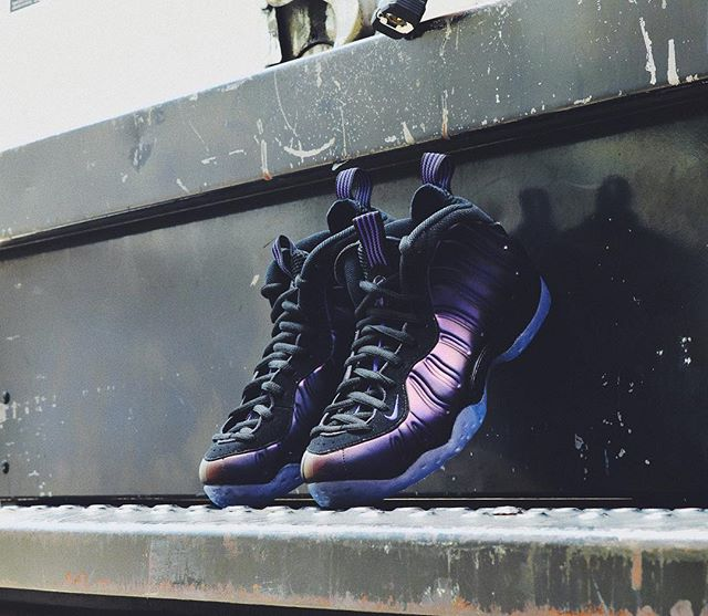 759d82687df The Nike Air Foamposite One  Eggplant  is Available Now - WearTesters