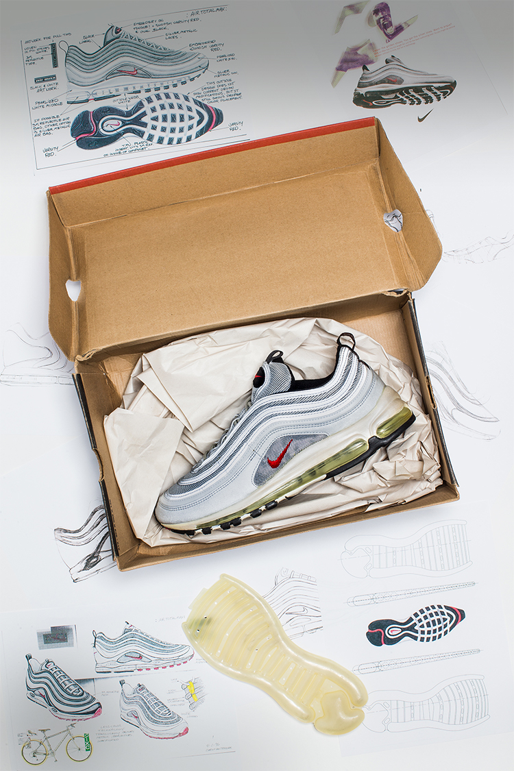 Behind The Design: Air Max 97BW Skepta. Nike SNEAKRS BE