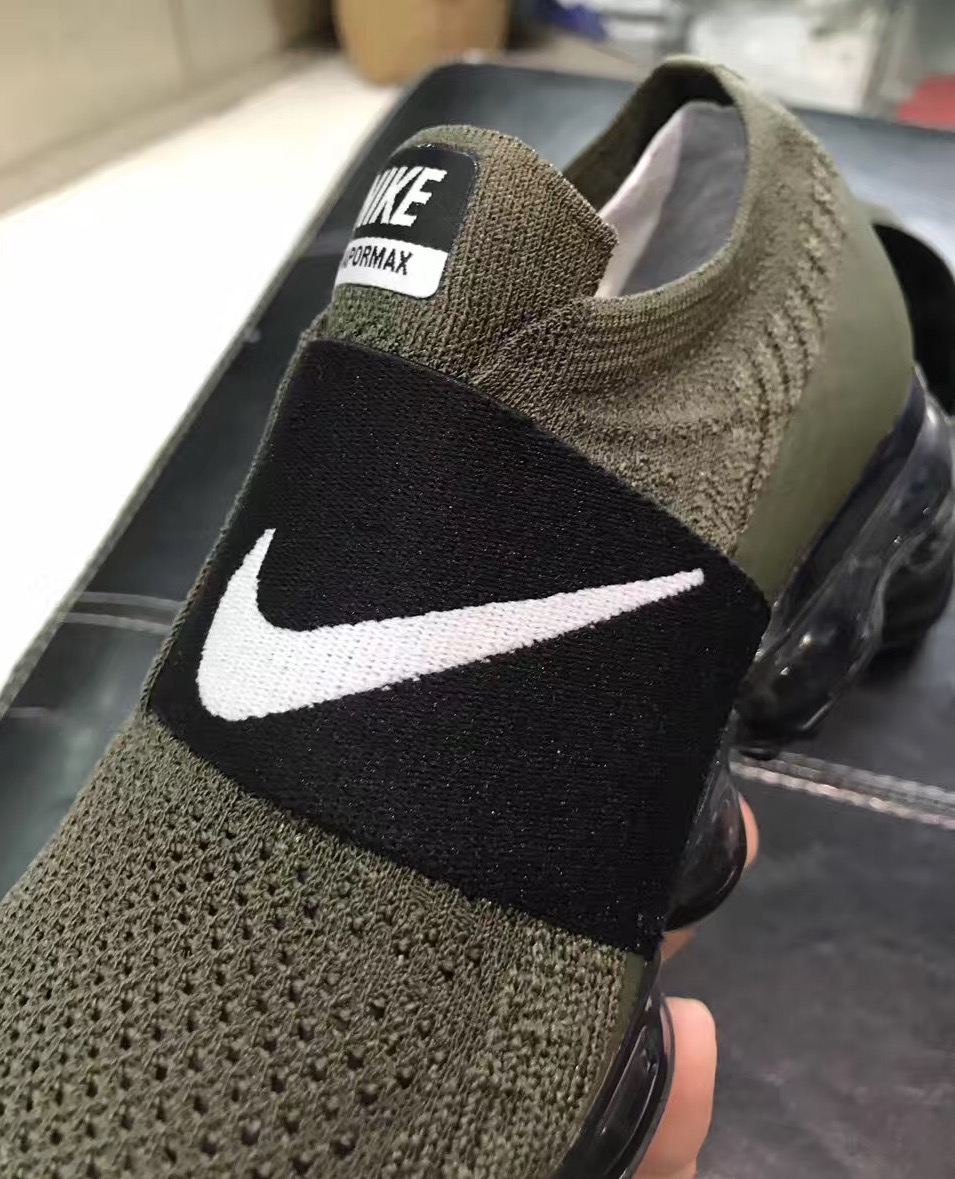 A Laceless Nike Air VaporMax Surfaces WearTesters