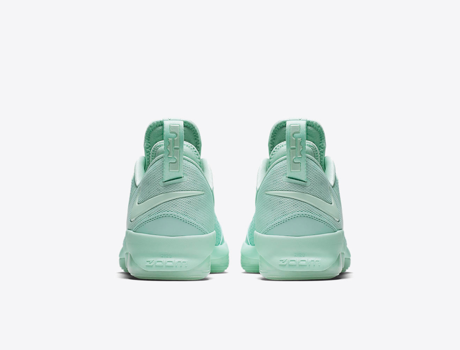 4d57897c8f5f nike lebron 14 low mint foam 8 - WearTesters