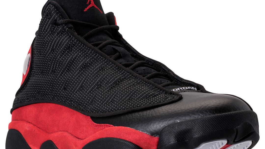 newest 85ac7 ae9c9 The Air Jordan 13 Retro  Black Red  Returns for Back to School ...