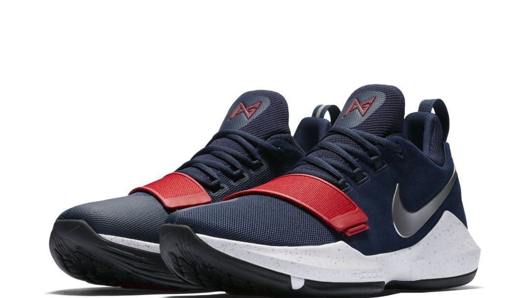 sports shoes ea8f6 30625 Embrace the Red, White, and Blue with this PG1 Colorway - WearTesters